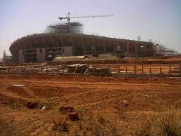 New Lusaka Stadium