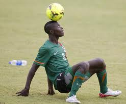 Zambia: Soccer fans worried that Chisamba Lungu will not play against Nigeria