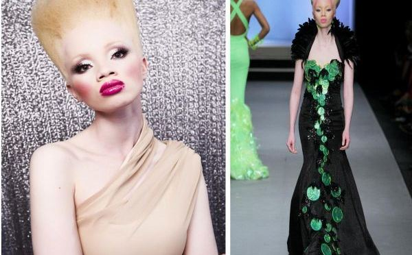 Zambia: God's beautiful creation-Thando Hopa fashions new colour