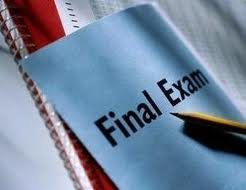 Why some students fail examinations
