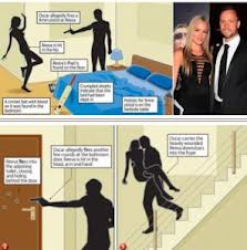 South Africa: Oscar Pistorius May Have Killed His Girlfriend In A Fit Of Rage