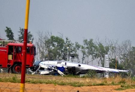 Zambia: ZAF Chopper Crash Lands In Lusaka, One ZAF Officer Dies