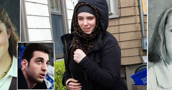 USA: Boston bomber's wife found out husband was a suspect while watching the TV