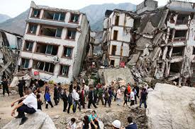 China: More than 188 Dead,25 Missing, 6,000 Injured As Earthquake Hits China