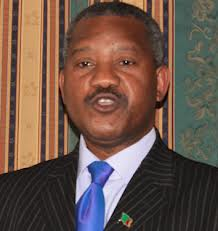 Professor Clive Chirwa. Picture from the Lusaka Times Website