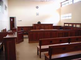 Zambian Court Room