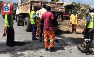 Zambia: [VIDEO] Works on Kalingalinga Speed Humps Commence Works on Kalingalinga Speed Humps Commence