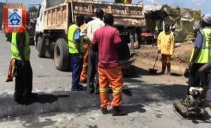 Zambia: [VIDEO] Works on Kalingalinga Speed Humps Commence Works on Kalingalinga Speed Humps Commence