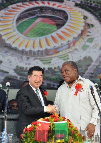 Zambia: RB Wants The New Lusaka Stadium Named After Him