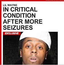 USA: Lil Wayne hospitalized after another seizure; says he's an epileptic