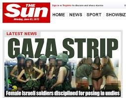 Isreal: Female Israeli soldiers disciplined for posting half naked pics in uniform [PHOTOS]