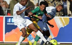 South Africa/Lesotho: Lesotho lose to Bafana