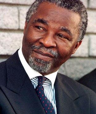 Zimbabwe/South Africa: BLAIR PLOTTED TO OUST MUGABE – Mbeki