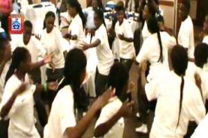 Zambia: Under-17 Girls' Team Receive K10, 000 Bonuses [VIDEO]