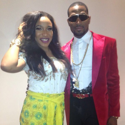Nigeria: Tonto Dikeh Snatches D'Banj From Genevieve
