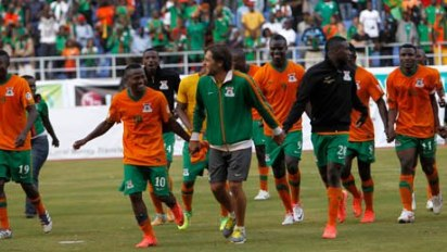 Zambia/Somalia: Zambia thump Somalia to reach Cecafa quarterfinals
