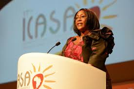 Zambian First Lady Christine Kaseba