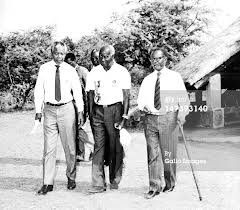kenneth kaunda and nelson mandela