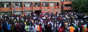 Copperbelt University (CBU) students
