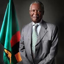 Zambian President Micheal Sata