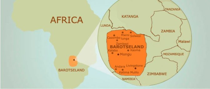 Zambia: The Litunga backs President Lungu's stance on the Barotseland Agreement