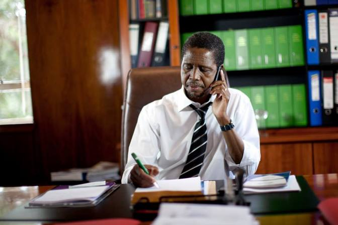 Zambia: President Lungu directs Secretary to the Cabinet to issue statement on Dr Kaseba's eviction
