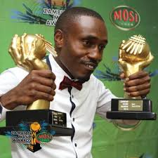 Zambia: Roberto nominated for Namibian award
