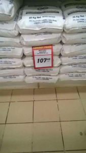 Zambia: Mealie meal prices breaches the K100 per bag mark, likely to continue rising
