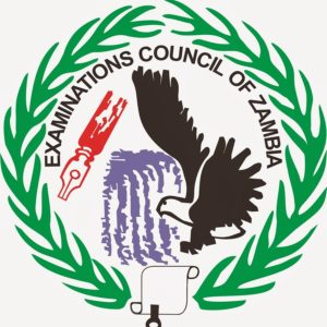 Examination Council of Zambia Logo